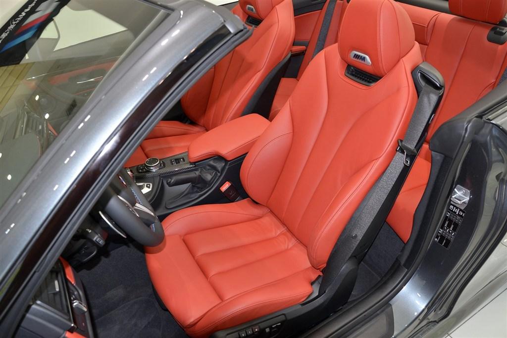 宝马m4(进口)驾驶员座椅