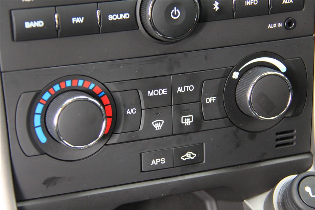 科帕奇(进口)中控台空调控制键